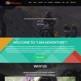 I Am Adventure