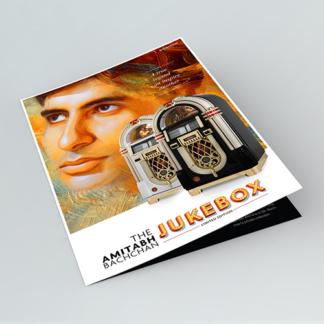 Ricatech's Amitabh Bachchan Jukebox