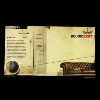 Bound Script (Website)