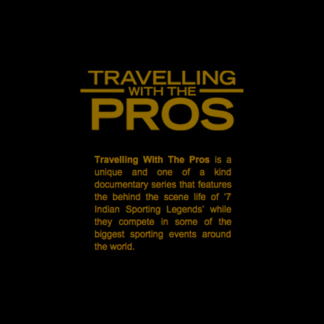 Travelling With the Pros