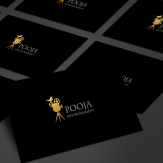 Pooja Entertainment (Branding)