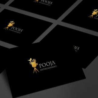 Pooja Entertainment (Branding)