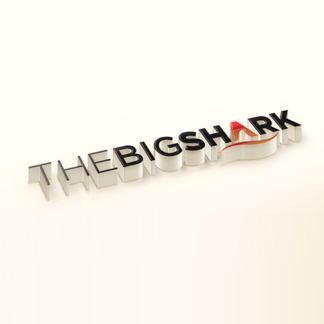 The Big Shark (Branding)