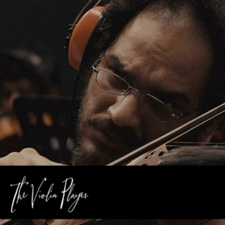 The Violin Player (Website)